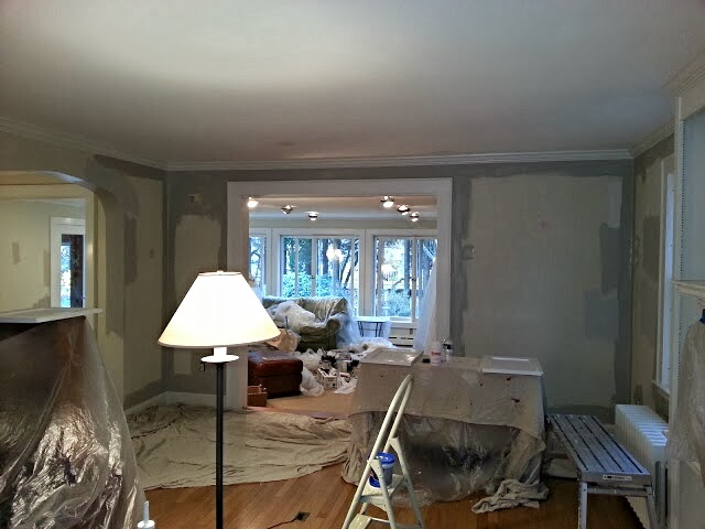 interior painting - Masters touch painting