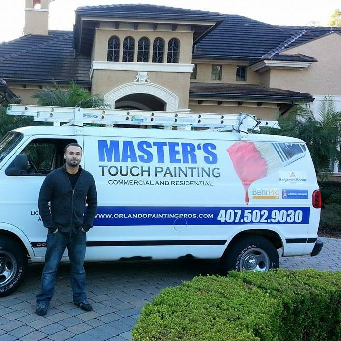painters in Hunters Creek, orlando, fl 32837