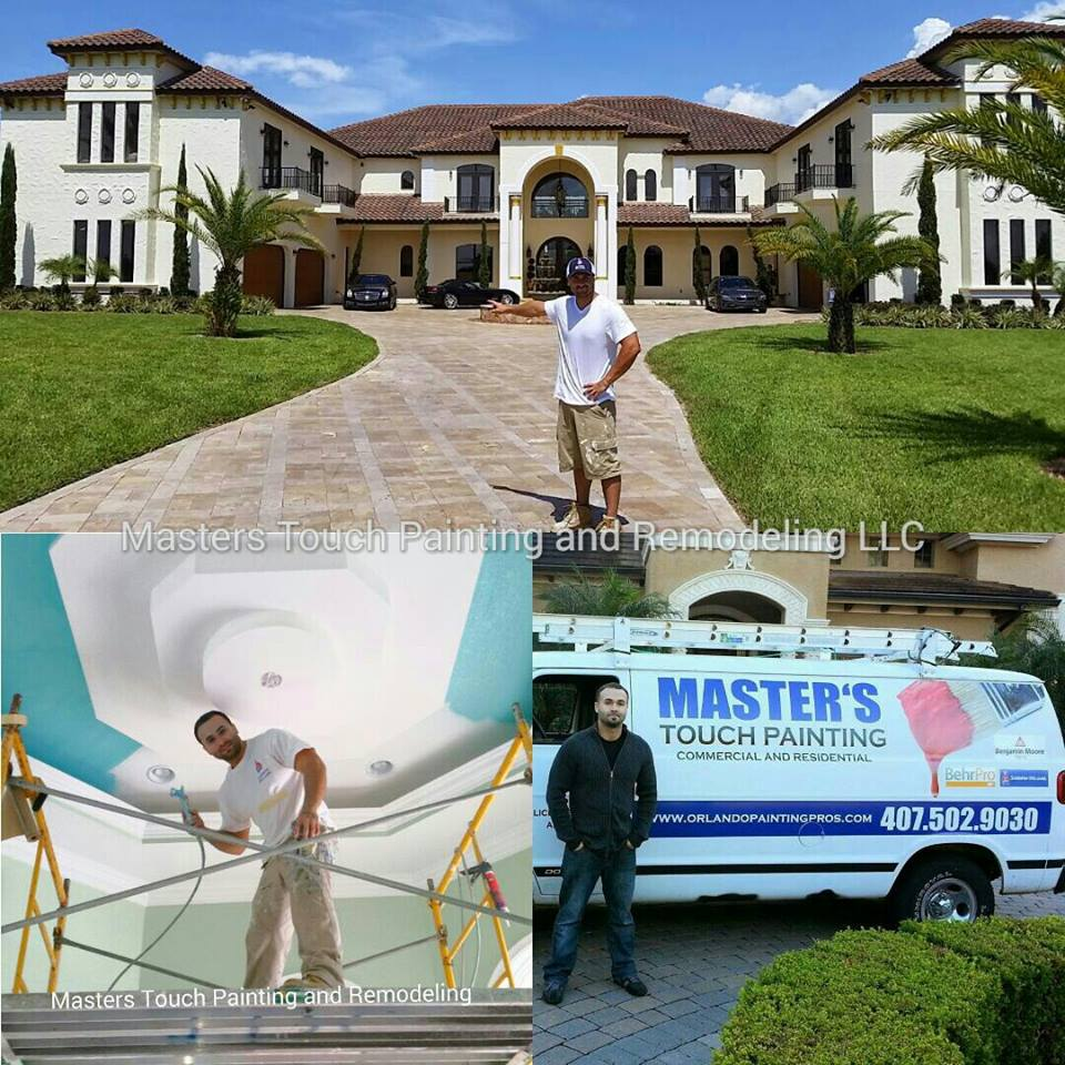 Painters Doctor Phillips FL, Orlando Painting Pros