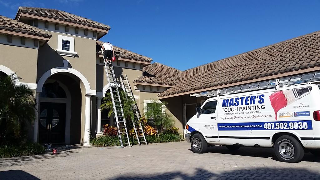 DR Phillips House Painters, Orlando FL