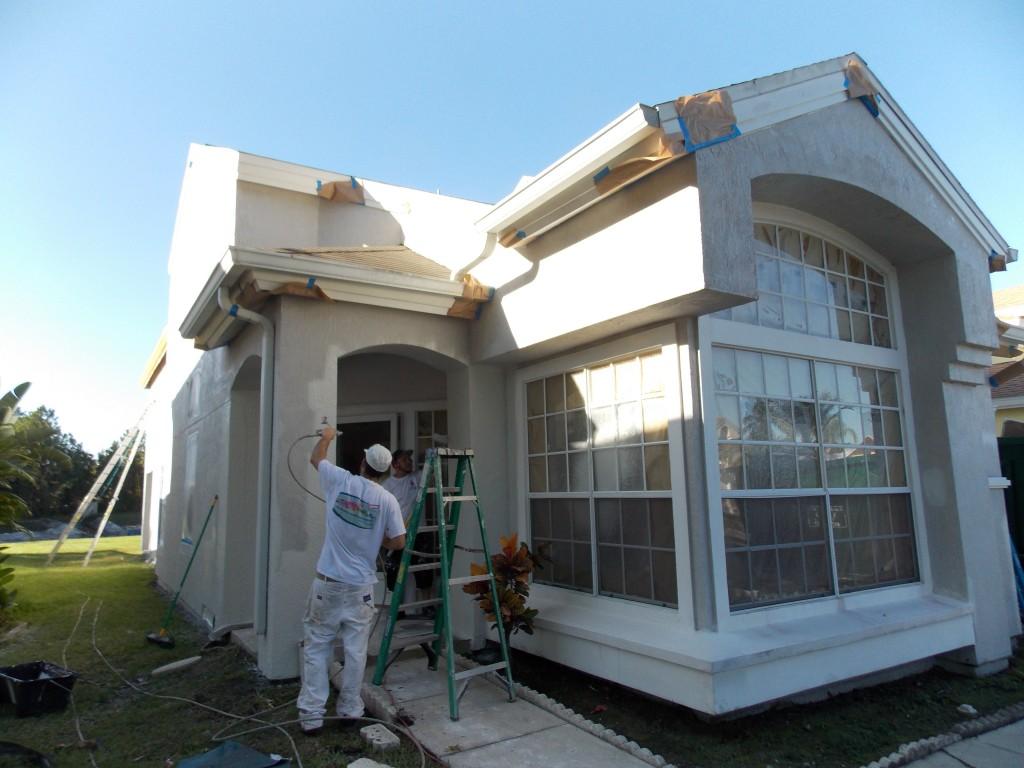 Exterior Painters Orlando, Florida