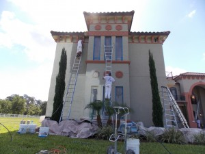 exterior house painting windermere fl