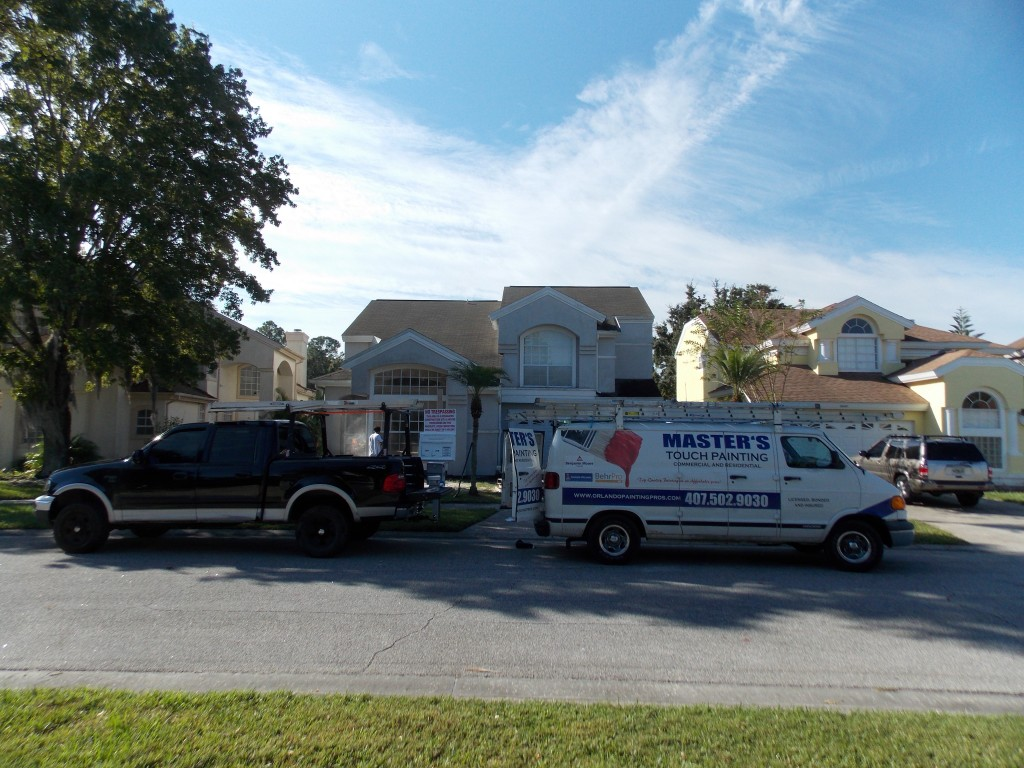 Clermont FL House Painters